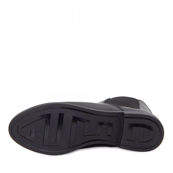 Ботинки женские Tomfrie MS 22162 черный