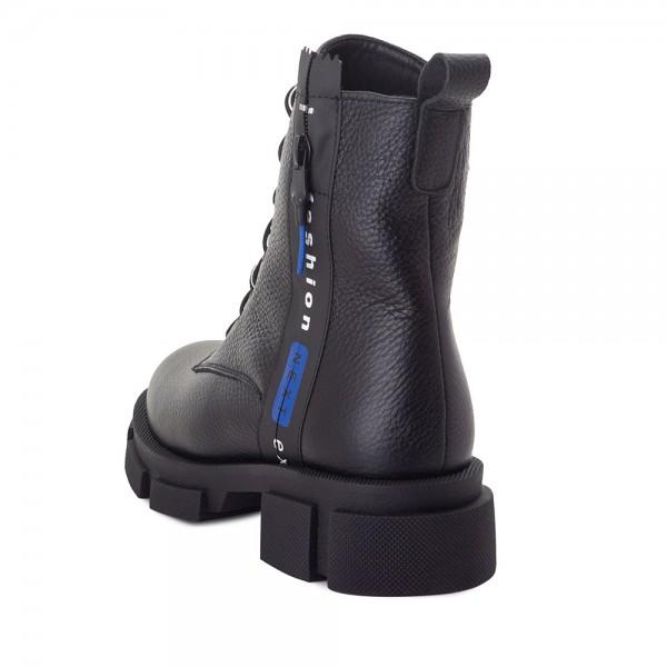 Ботинки женские Teona MS 22108 черный