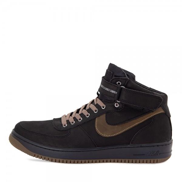 Ботинки зимние мужские Konors MS 22169 черный