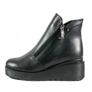 Ботинки зимние женские SND 16-к черные