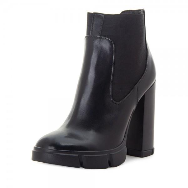 Ботинки женские Tomfrie MS 22171 черный
