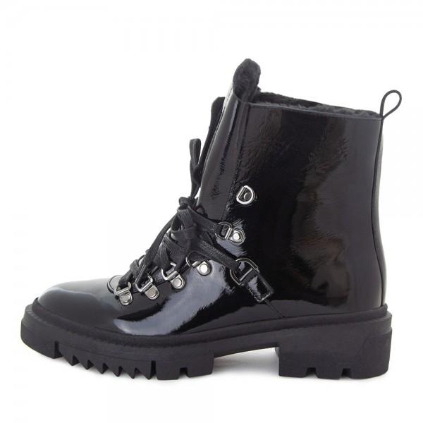 Ботинки женские Tomfrie MS 22172 черный