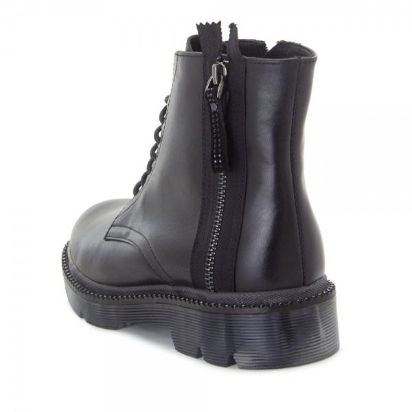 Ботинки женские Tomfrie MS 22173 черный