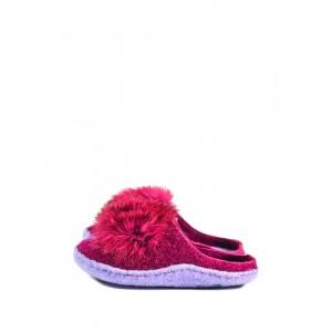 Тапочки комнатные детские Inblu C2-3X фиолетовые