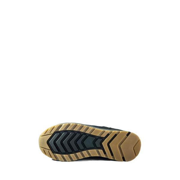 Ботинки зимние мужские Konors MS 22178 черный
