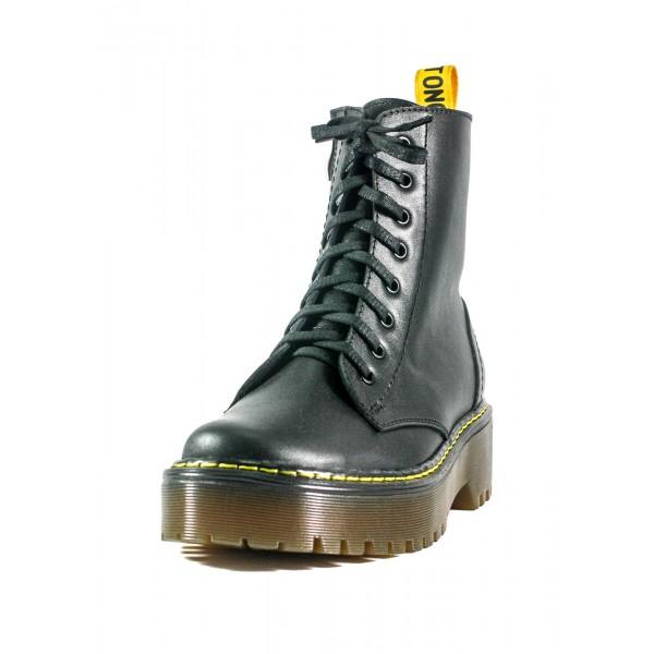 Ботинки зимние женские SND 81-к черные