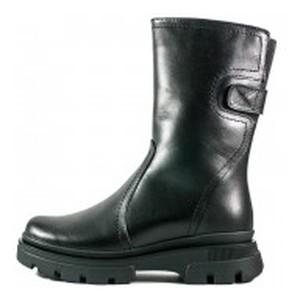 Ботинки зимние женские SND 460-к черные