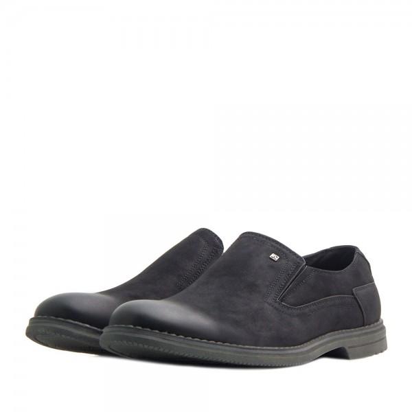 Туфли мужские Optima MS 22199 черный