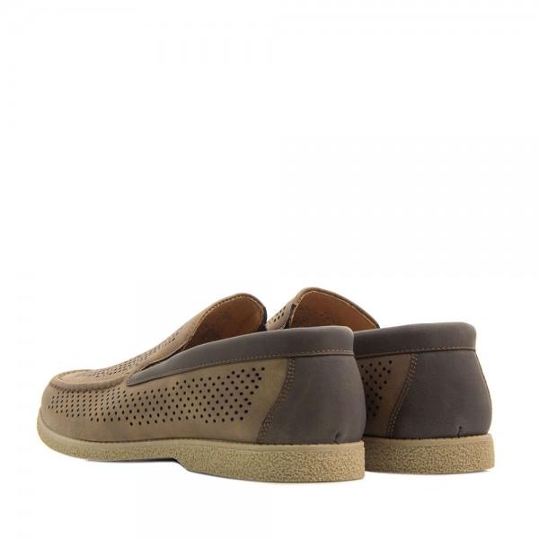 Туфли мужские Optima MS 22200 черный