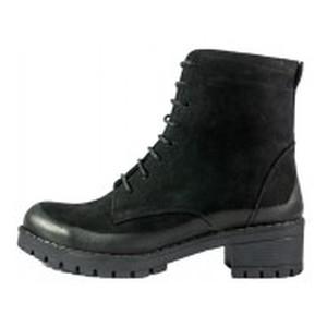 Ботинки зимние женские Anna Lucci 3680-2 черные