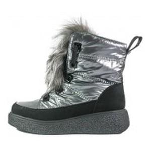 [:ru]Ботинки зимние женские Prima D'arte 1480-F622-2 серо-черные[:uk]Черевики зимові жіночі Prima D'arte сірий 21959[:]