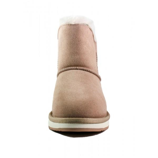 Угги женские Lonza 8024-28B розовые