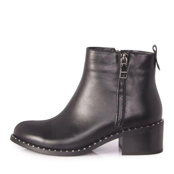 Ботинки женские Tomfrie MS 22280 черный