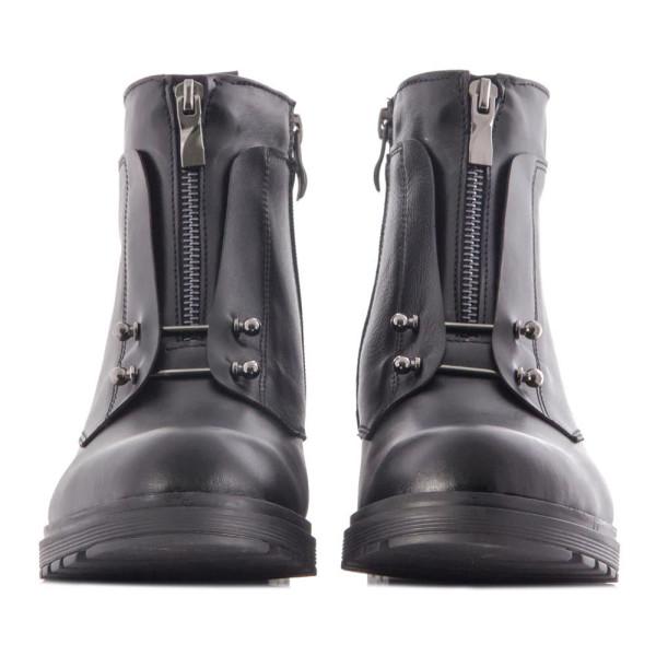 Ботинки женские Tomfrie MS 22281 черный