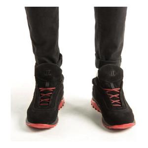 Ботинки зимние мужские Level MS 22286 черный