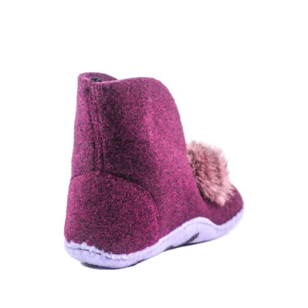 Сапоги комнатные Inblu P2-2B Фиолетовые
