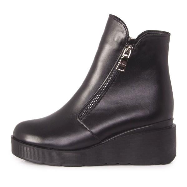 Ботинки женские Tomfrie MS 22288 черный
