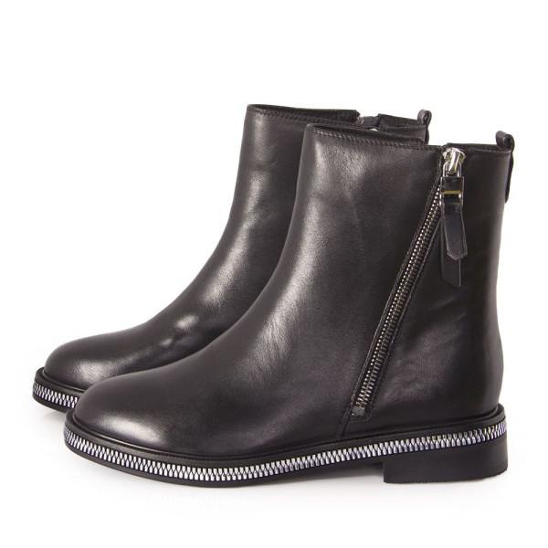 Ботинки женские Tomfrie MS 22295 черный