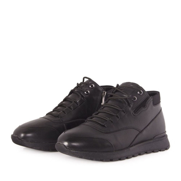 Ботинки мужские Philip Smit MS 22296 черный