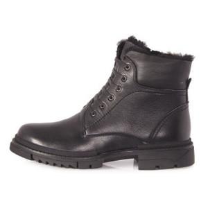 Ботинки мужские Philip Smit MS 22298 черный