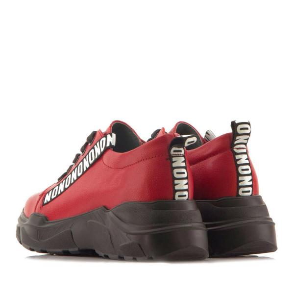 Кроссовки женские Tomfrie MS 22300 красный