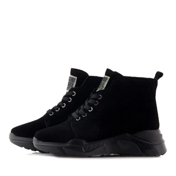 Ботинки женские Tomfrie MS 22301 черный