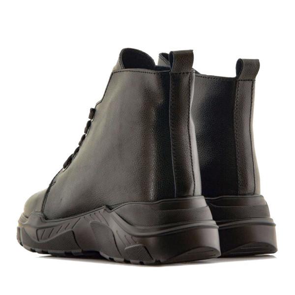 Ботинки женские Tomfrie MS 22302 черный