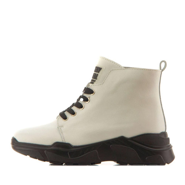 Ботинки женские Tomfrie MS 22303 белый