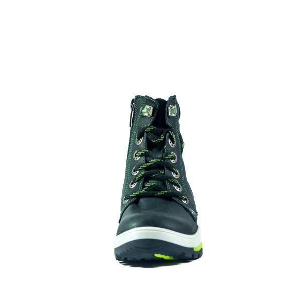 Ботинки детские MIDA 42002-3 черные