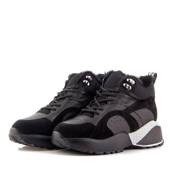 Ботинки женские Tomfrie MS 22307 черный