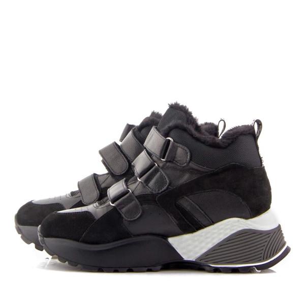 Ботинки женские Tomfrie MS 22308 черный