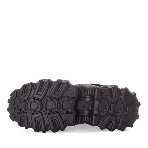 Ботинки женские Tomfrie MS 22352 черно-белые