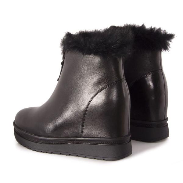 Ботинки женские Tomfrie MS 22314 черный