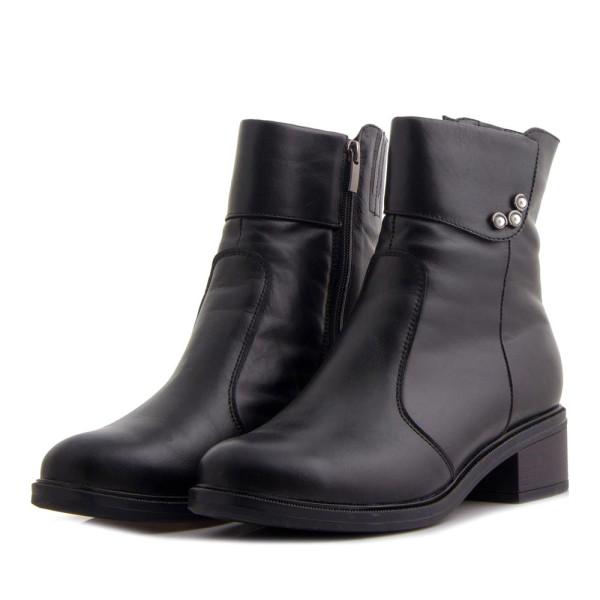 Ботинки женские Footstep MS 22315 черный