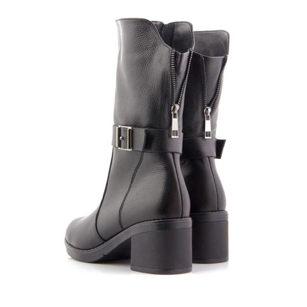 Сапоги женские Footstep MS 22317 черный