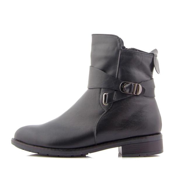 Ботинки женские Footstep MS 22318 черный