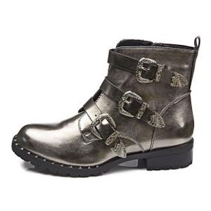 Ботинки женские Tomfrie MS 22353 серебрянный