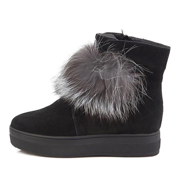 Ботинки женские Optima MS 22331 черный