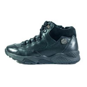 Ботинки детские MIDA 42011-1 черные