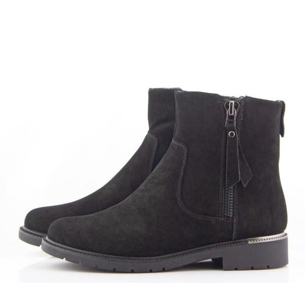 Ботинки женские Tomfrie MS 22333 черный