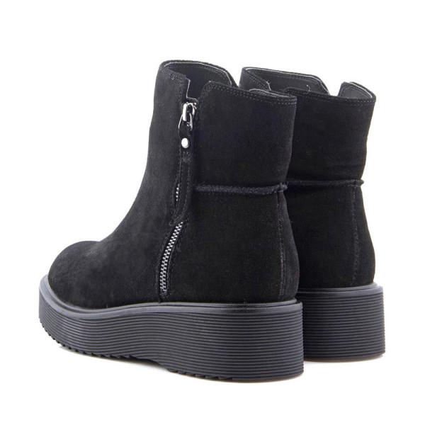 Ботинки женские Tomfrie MS 22334 черный