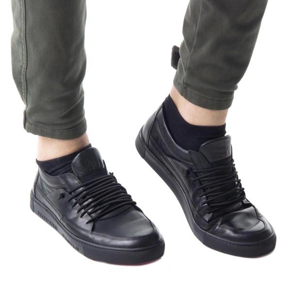 Туфли мужские Tomfrie MS 22338 черный
