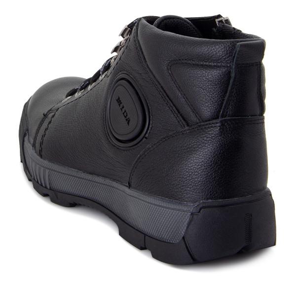 Ботинки зимние мужские MIDA MS 22358 черный