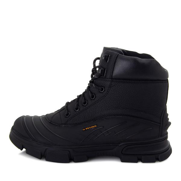 Ботинки зимние мужские MIDA MS 22360 черный