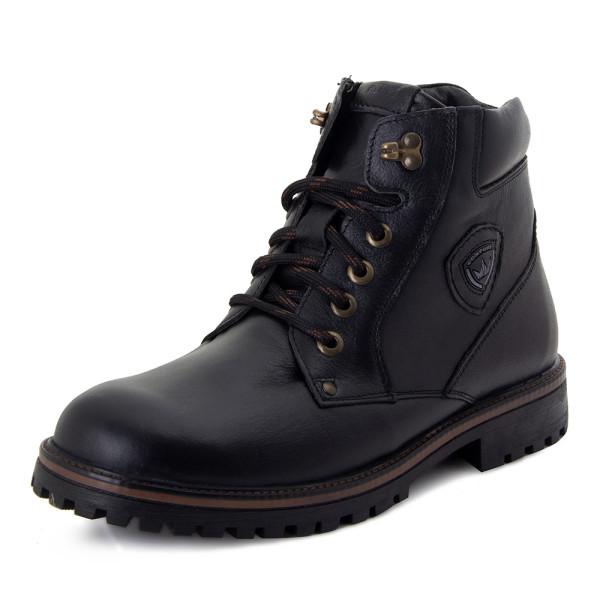 Ботинки зимние мужские MIDA MS 22362 черный