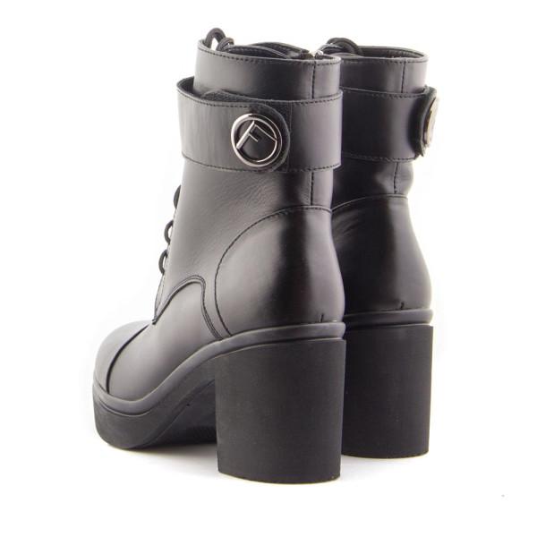 Ботинки женские Milli Gold MS 22340 черный