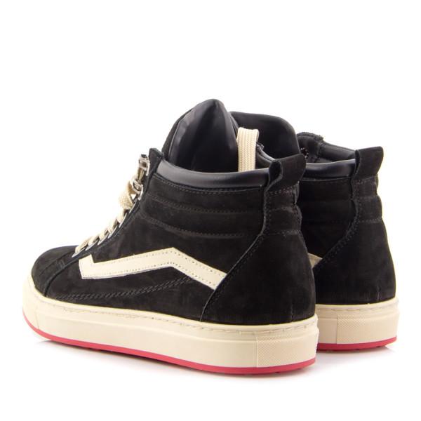 Ботинки зимние мужские Konors MS 22341 черный