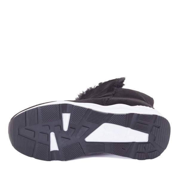 Ботинки женские Erra MS 22369 черный