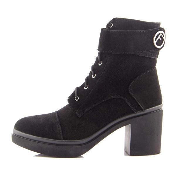 Ботинки женские Milli Gold MS 22343 черный