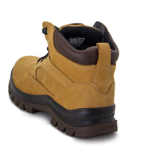 Ботинки мужские MIDA MS 22380 желтый